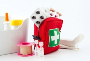 Аптечка для новонародженого