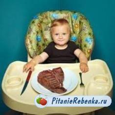 М`ясо для дитини: кращі рецепти з фото