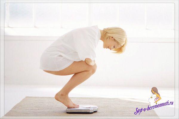 Збільшення у вазі при вагітності: норма і відхилення