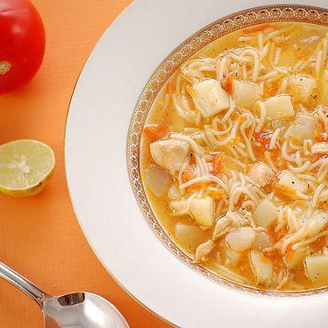 Рецепти супів для дітей