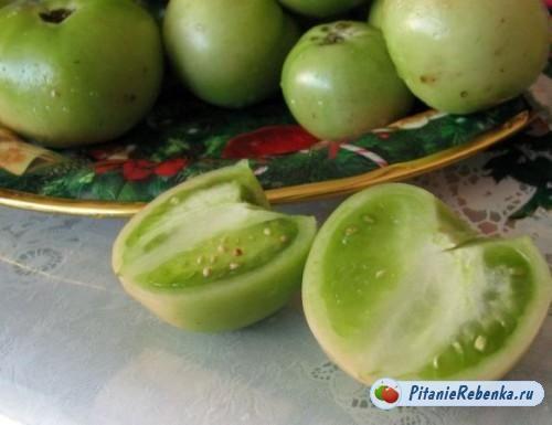 Зелений салат на зиму. Кращі рецепти